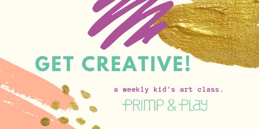 Weekly Kid's Art Class
