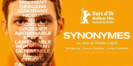 Der FILM am Dienstag - KINO: Synonymes Tickets