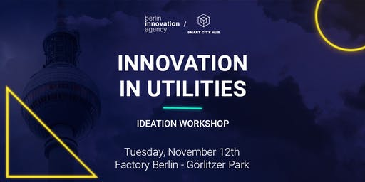 Innovation in Utilities | Ideation Workshop