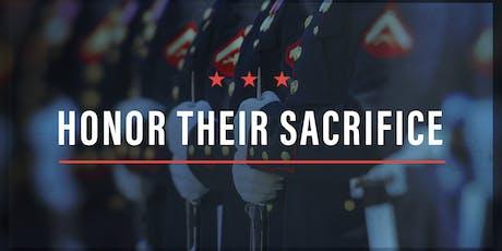 Honor Their Sacrifice tickets