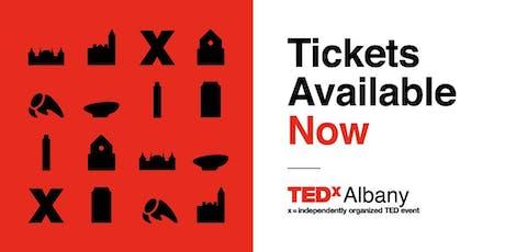TEDxAlbany 2019 tickets
