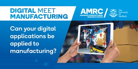 Digital Meet Manufacturing - Immersive Technology for Manufacturing tickets