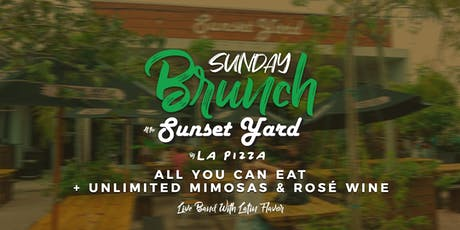 Sunday Brunch at The Sunset  Yard tickets