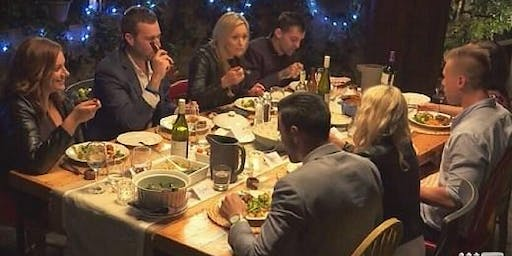 Table for 8 (45-56) age group) - Group Blind Dating