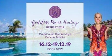 Goddess Power Healing Retreat - With Maria Aurora Linde from Switzerland tickets