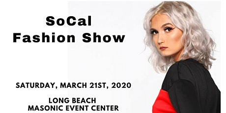 SoCal Fashion Show tickets