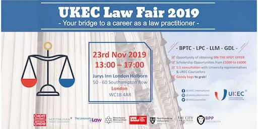 UKEC Law Fair 2019 - London