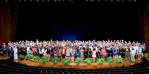 Induction into the Profession Ceremony
