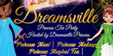 Princess Tea Party tickets