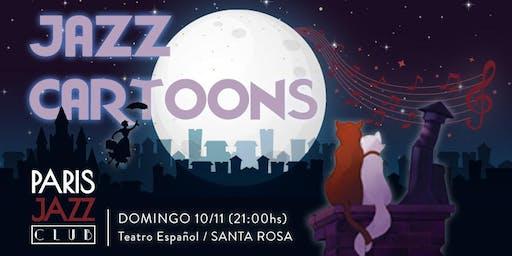 Jazz Cartoons por Paris Jazz Club (Santa Rosa)