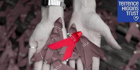 World AIDS Day Glasgow 2019 tickets
