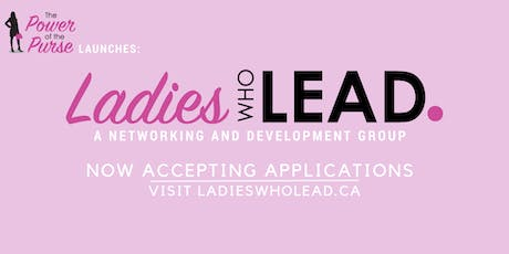 Ladies Who Lead Networking Meeting tickets