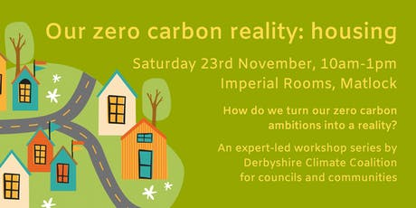 Our zero carbon reality: housing tickets
