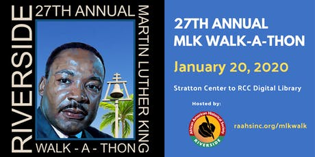 27th Annual Dr. Martin Luther King Jr. Walk-A-Thon tickets