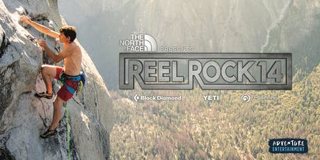 Reel Rock Film Tour  - Portimão bilhetes
