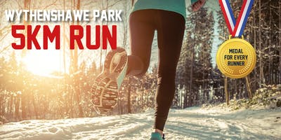 Wythenshawe Park 5km Run 2019