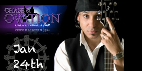 Chase and Ovation-  The music of Prince tickets
