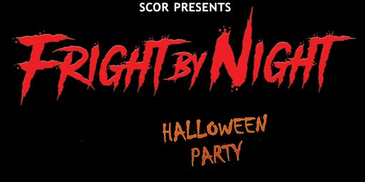 SCOR Presents: Fright Night Costume Party!