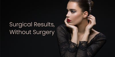 Want to Look10 Years Younger? Surgical Results Without Surgery!