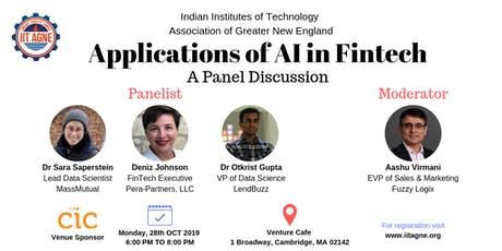 Applications of AI in Fintech tickets