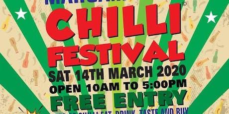 Margam Park Chilli Festival 2020 tickets