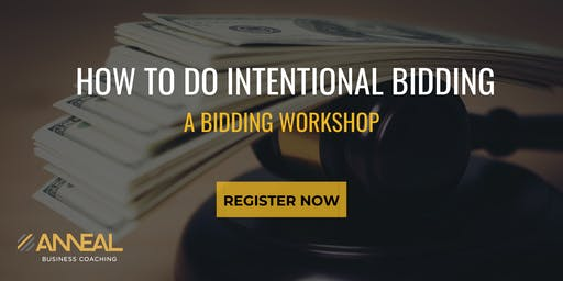 How to Do Intentional Bidding