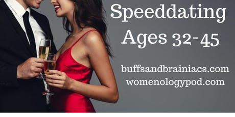 Speed Dating Party Ages 32-45 tickets