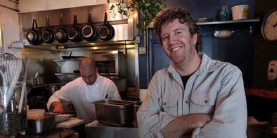 Sweet Basil Pop Up with Chef Dave Becker