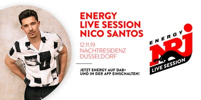 ENERGY LIVE SESSION | NICO SANTOS