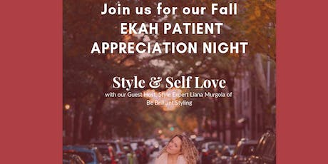 EKAH Patient Appreciation Night tickets