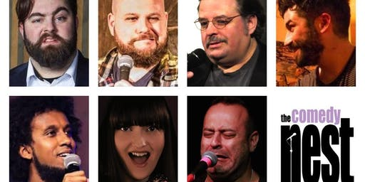 Sunday Funday - Sunday October 27th at The Comedy Nest