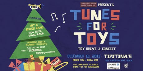 Tunes for Toys tickets