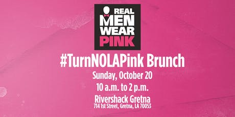 #TurnNOLAPink Brunch tickets