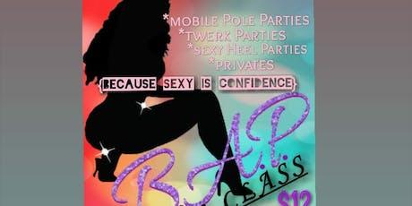 B.A.P HEELS CLASS tickets