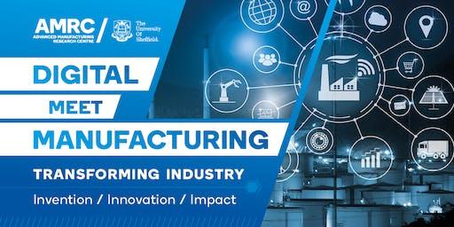 Digital Meet Manufacturing - Industrial Internet of Things