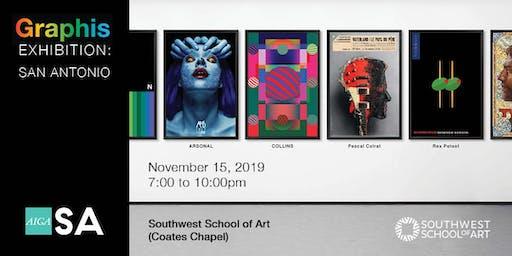 Graphis Exhibition: San Antonio