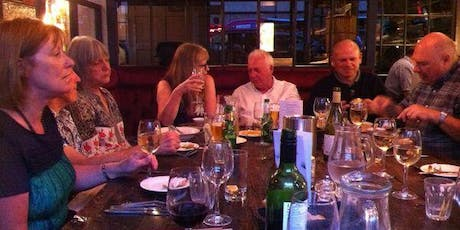 Table for 8 (57+ age group)  Group Blind Dating tickets