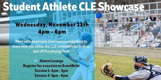 Student Athlete CLE Showcase