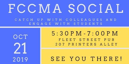 ICMA Annual Conference - FCCMA Social