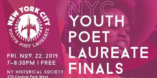 2019 Youth Poet Laureate Commencement!