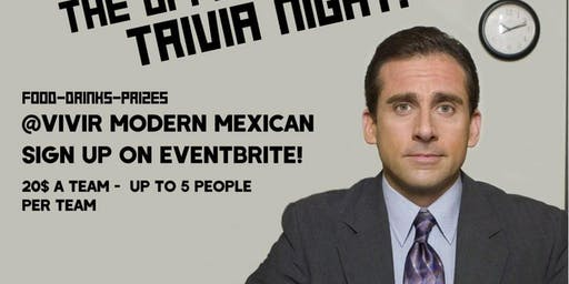The Office Trivia!