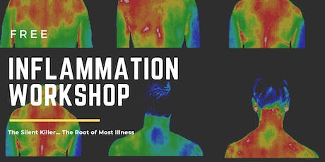 FREE Inflammation Workshop - The Body's Warning Sign tickets
