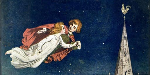 The Magic of J M Barrie's Peter Pan, or The Boy Who Wouldn't Grow Up