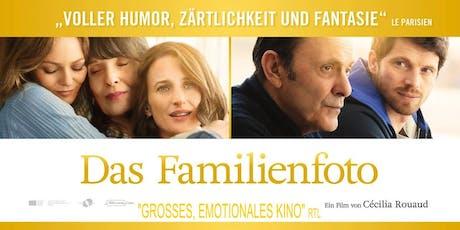 KINO: Das Familienfoto Tickets