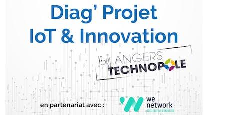 Diag' Projet IoT & Innovation tickets