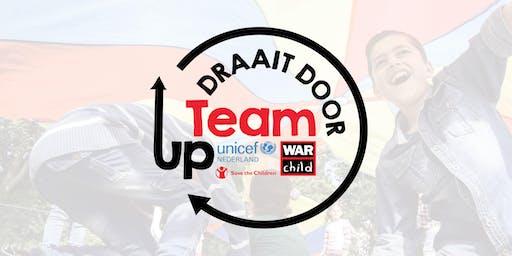 TeamUp Draait Door
