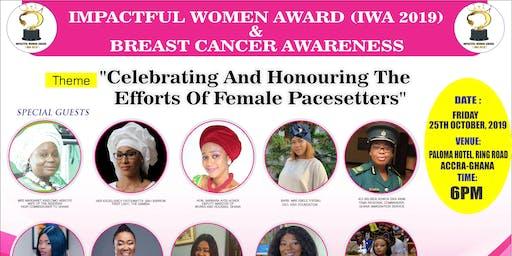 2019   IMPACTFUL WOMEN AWARD