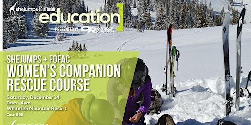 MT  SheJumps + FOFAC Women's Companion Rescue Course