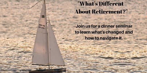 Navigating Retirement: What's Different?