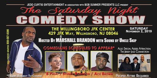 The Saturday Night Comedy Show